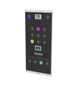 Reax Station Compact 110 W Reaxing Lights Wall