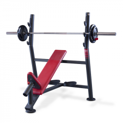 Olympic Inclined Bench Panatta Sport SEC