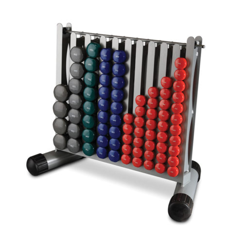 Aerobic Weights Dubbells / Dubbells Rack Group ActivitesPanatta Sport
